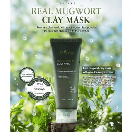 ISNTREE Real Mugwort Clay Mask 100ml
