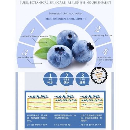 Blueberry Hydrating Moisturizing Facial Mask - Bioaqua