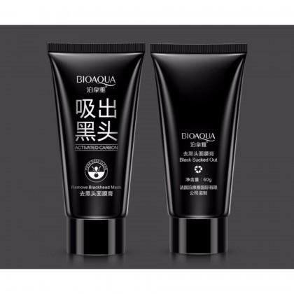 Bioaqua black Mask Facial Mask Nose Blackhead Remover [Fast Shipping]